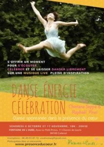 Danse Energie Célébration Automne 2017 web